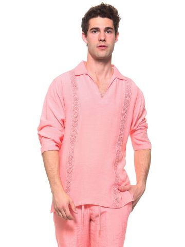Men's Resort Long Sleeve Shirt
